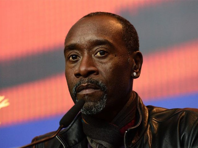 Don Cheadle Tells Trump Die In A Grease Fire Breitbart