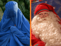 Germany: If We Ban The Burqa, We'll Have To Ban Father Christmas Too