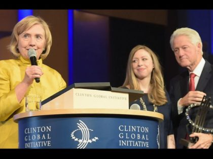 Clinton Global Michael LoccisanoGetty Images