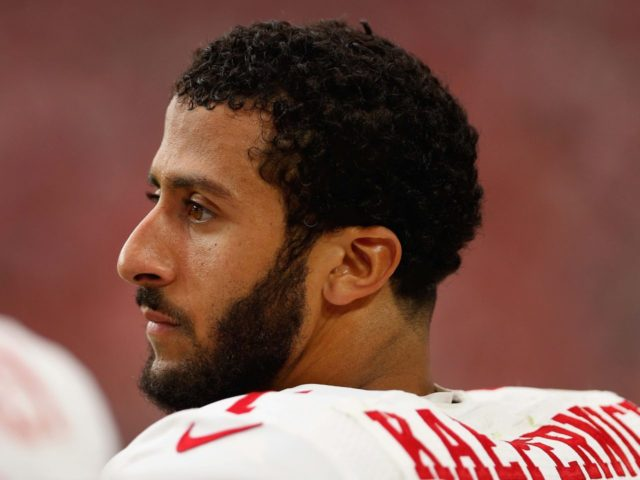 Colin Kaepernick (Christian Petersen / Getty)