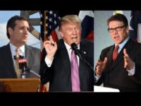 Cruz Trump Perry