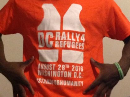 Twitter/@Rally4Refugees