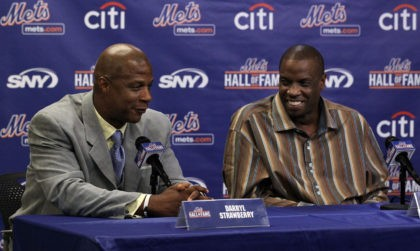 Darryl Strawberry: 'Complete Junkie-Addict' Dwight Gooden Needs Help 'Before He's Dead'