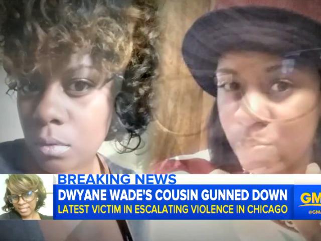 Dwayne Wade Cousin Shot ABC News