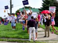 Flash Mobs for Trump MI