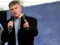 Franklin Graham: Look Closely at Kamala Harris — 'Most Liberal Senator in Congress'