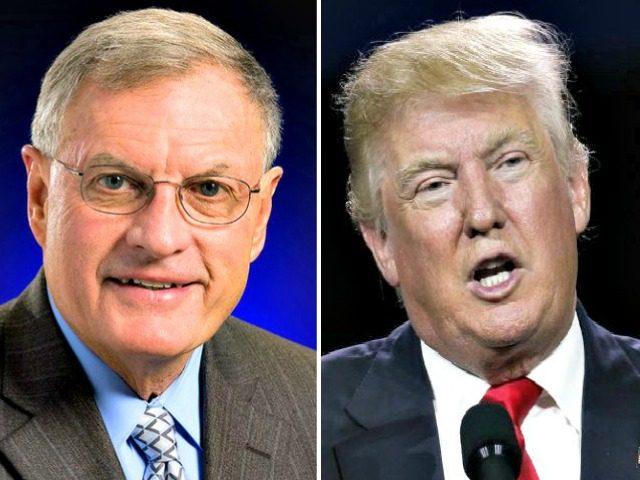 Gen. Kellogg Supports Trump
