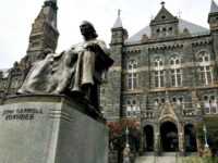 Georgetown University Alex WongGetty