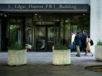 A view of the J. Edgar Hoover Building, the headquarters for the Federal Bureau of Investigation (FBI), on May 3, 2013 in Washington, DC. The FBI announcement that it will move its headquarters has sparked fierce competion in the Washington DC area with bordering states Maryland and Virginia competing to …