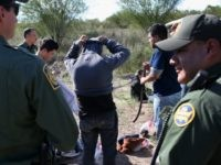 Central American Illegal Immigrants Continue to Flood U.S. Border at Record Rate