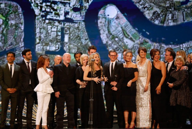 National Television Awards - Show
