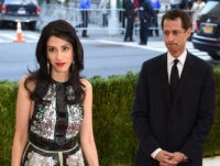 Judicial Watch: Anthony Weiner's Laptop Had 2,800 Government Documents from Huma Abedin