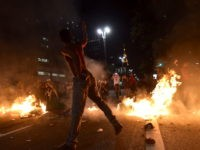 Photos: International Left Burns Brazil's Cities to Protest Rousseff Impeachment
