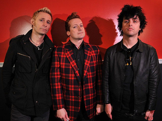Green Day have dropped their brand new single Bang Bang