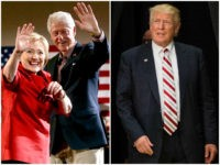 Hillary-Bill-Clinton-Donald-Trump-Getty