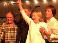 Watch: Hillary and Bill Clinton Dance with Paul McCartney at Fundraiser