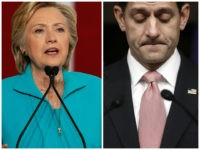 Hillary to Bannon: Leave Paul Ryan Alone!