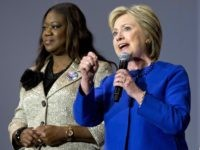 Hillary Clinton Sybrina Fulton Black Lives Matter (Jacquelin Martin / Associated Press)