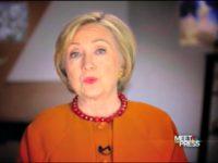 Hillary Clinton on Abortion