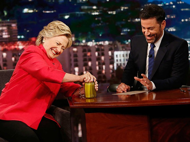 Hillary Email: Use Late Night Shows to Help Shape Opinions