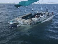 Border Patrol agents rescued fishermen from a sinking boat