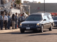 Jose Chavez Funeral Procession