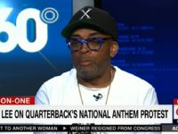 Spike Lee: Kaepernick Not Standing for Pledge in the 'Tradition' of Muhammad Ali, Jackie Robinson