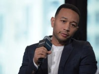 John Legend Sends Paul Ryan a Father's Day Message: 'F**k You'
