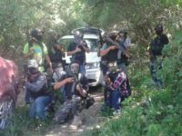 6-Year-Old Girl Witnesses Cartel Execute Her Family in Mexican Border State