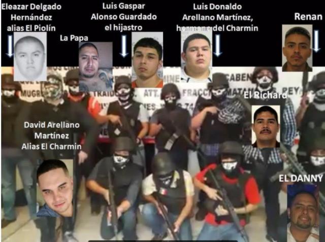 Los Zetas Video