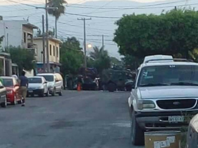 Los Zetas murder