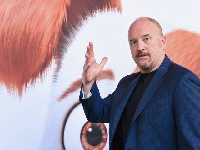 Louis CK; at David H. Koch Theater at Lincoln Center on June 25, 2016 in New York City.