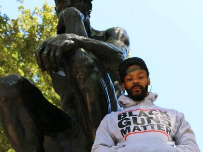 Maj Toure - Black Guns Matter
