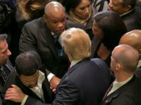 Pastor Mark Burns: Trump Going to the Black Community to Solve Problems, Not Say 'See You in Four Years' Like Democrats