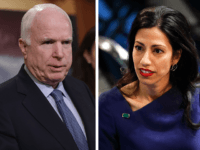 Roger Stone: Time for John McCain to Apologize for Defending Huma