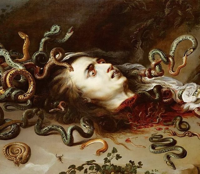 Medusa (Peter Paul Rubens / Wikimedia Commons)