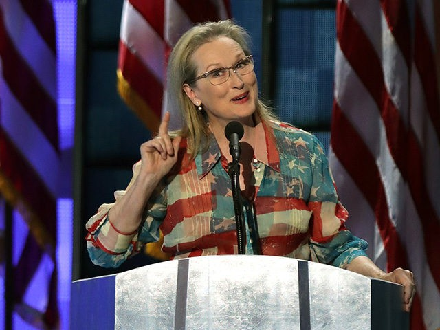 Meryl Streep responds to Clint Eastwood's vote for Trump