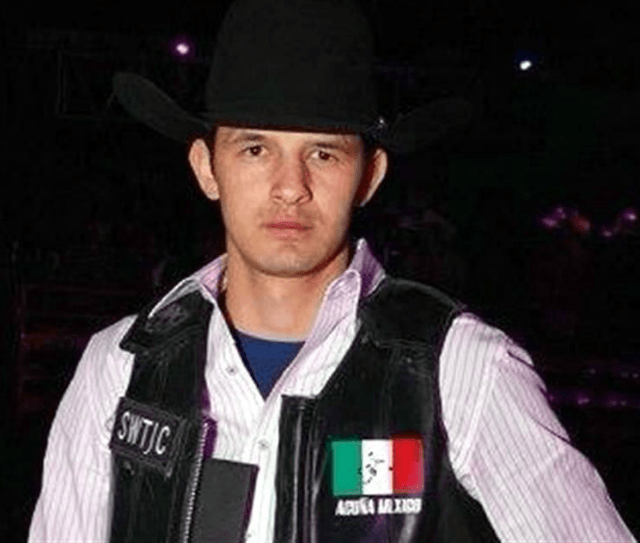 Mexican Bull rider 3