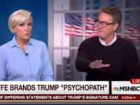 MSNBC's Mika Brzezinski Calls for Mental Health Professional to Look at Trump
