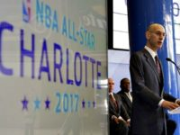 NBA Commissioner North Carolina AP
