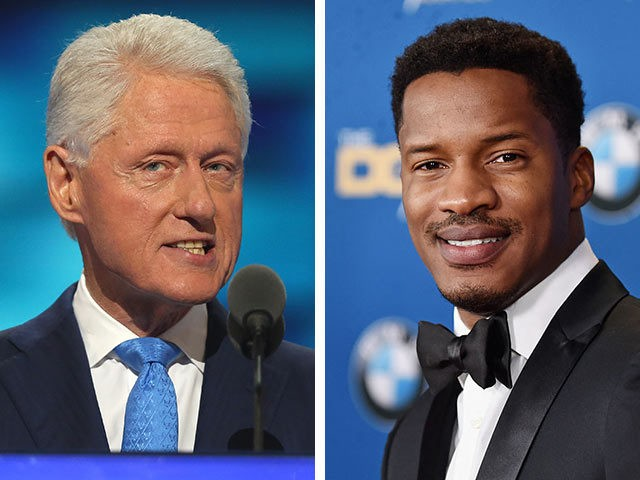 Nate-Parker-Bill-Clinton