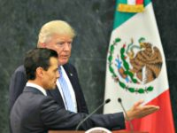 Trump in Mexico: We Have Right to Build Wall