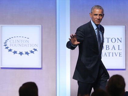 Politico: Obama to Skip Clinton Global Initiative Meeting