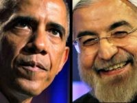 Obama and Rouhani 2