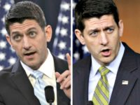 Paul Ryan Two Ways AP Photos