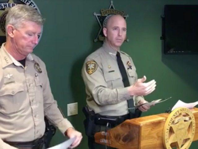 Pinal County Sheriff Paul Babeu