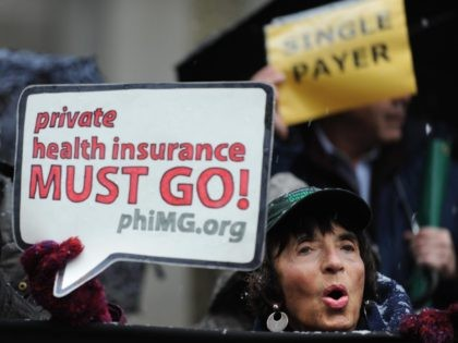 Private health insurance (Stan Honda / AFP / Getty)