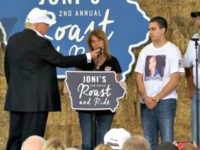Angel Mom of Sarah Root, Murdered by Illegal Alien, Joins Donald Trump in Iowa: Obama, Hillary 'Let Us Down'