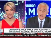 Brent Bozell Calls on Univision to Drop Jorge Ramos After Anchor Calls on All Journalists to End Impartial Coverage of Trump