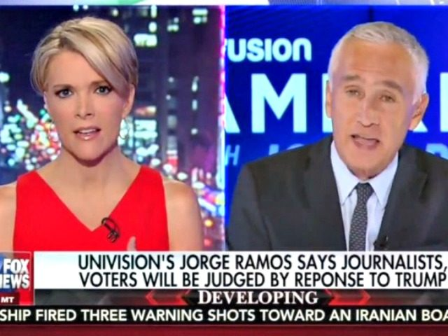 Ramos on Kelly File Fox News